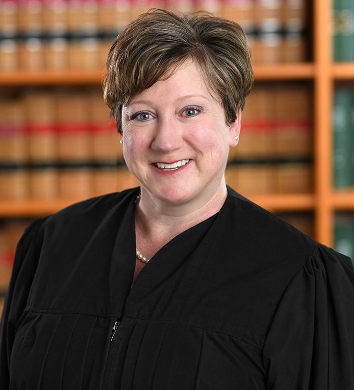 Judge Tracie Cason